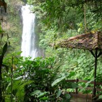 Парк La Paz Waterfall Gardens