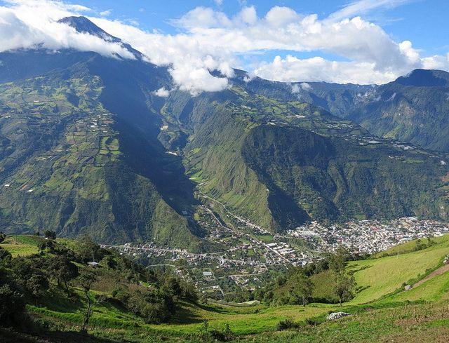 Горы_Эквадора