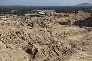 Долина пирамид Тукуме