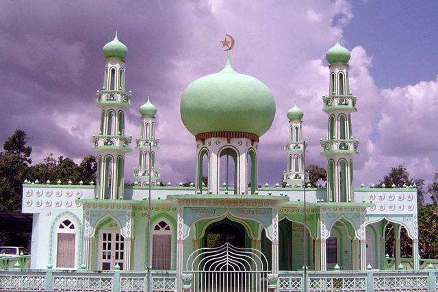 Мечеть_в_Суринам