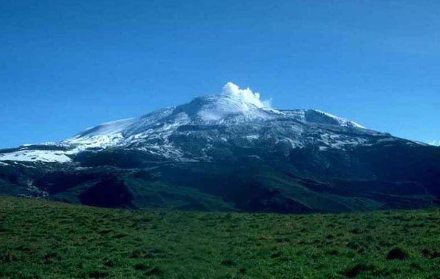 Горы_в_национальном парке Колумбии