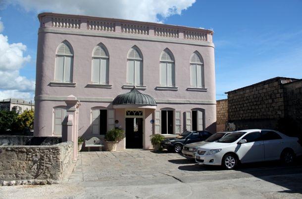 Здание_синагоги_в_Бриджтауне