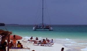 Пляж_в_Варадеро