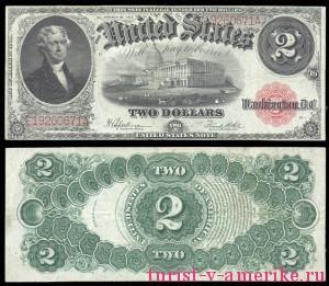 Американские доллары_10