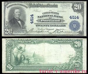 Американские доллары_11