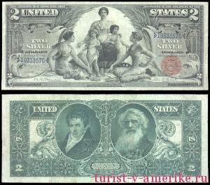 Американские доллары_17