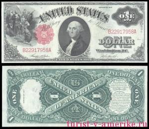 Американские доллары_18