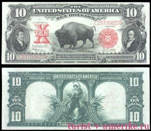 Американские доллары_23