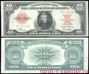 Американские доллары_45