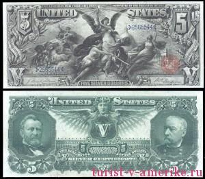 Американские доллары_46