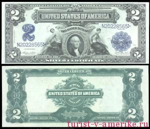 Американские доллары_47