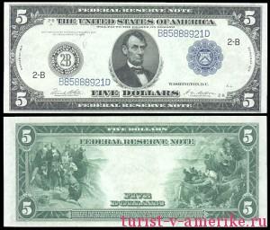 Американские доллары_49