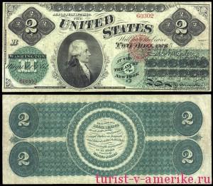 Американские доллары_52