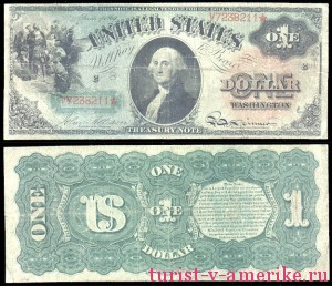 Американские доллары_59
