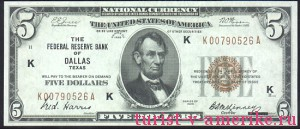 Американские доллары_67