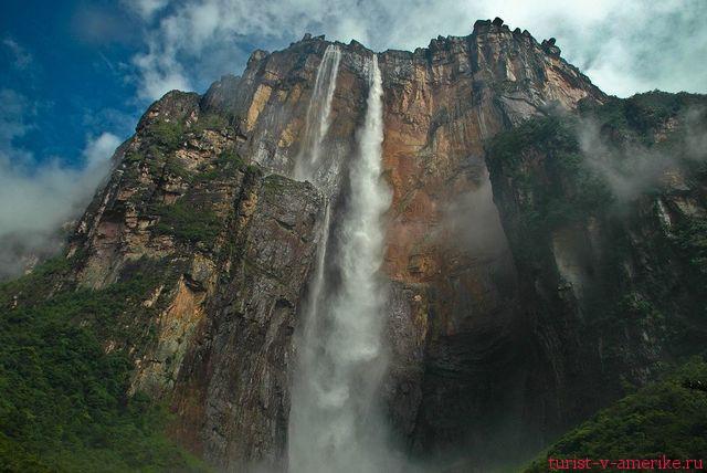 Водопад_Анхель