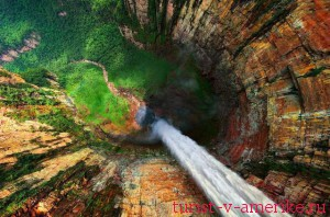 Водопад_Анхель_Венесуэла