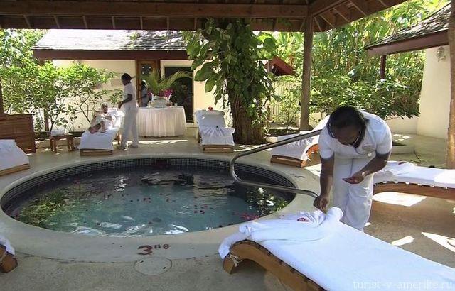 Спа_в_отеле_Grant_Negril_Resort_на_Ямайке