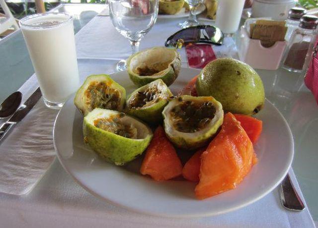 Доминиканский_десерт_из_груши