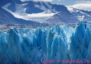 Ледники Эль-Калафате
