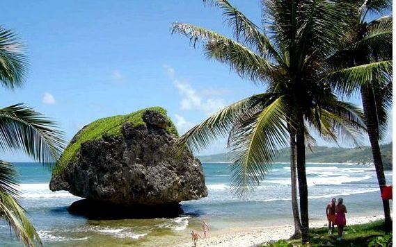 Пляж_на_Барбадосе