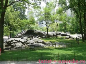 Центральный парк Нью-Йорка_41