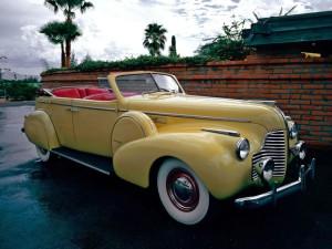 1940 Buick Limited Sport Phaeton (80C) - 7 шт