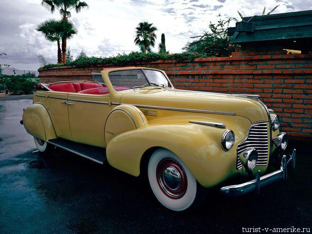 Классический_американский_автомобиль_1940_Buick_Limited_Sport_Phaeton_(80C) - 7 шт