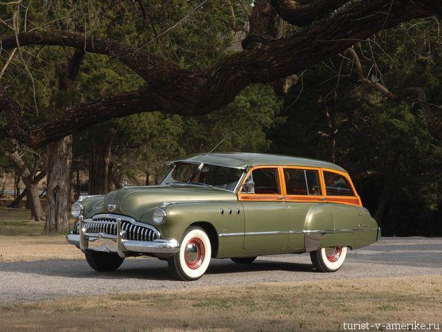Классический_американский_автомобиль_1949_Buick_Super_Estate_Wagon