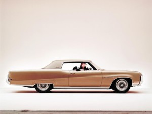 015. Buick Electra 225 Limited 1970