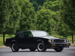 016. Buick GNX 1987