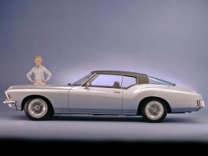 021. Buick Riviera 1971–73