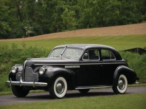 023. Buick Roadmaster Sedan  1940