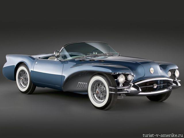 Buick_Wildcat_II_Concept_Car_1954