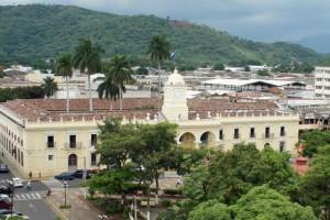 Санта-Ана. Сальвадор