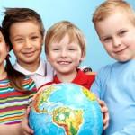 Детский языковой лагерь в Нью-Йорке