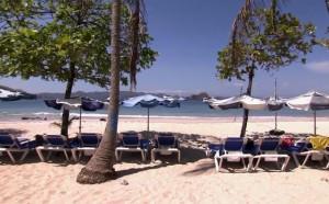 Пляж_отеля_в_Доминикане