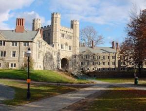 Принстонский_университет_США