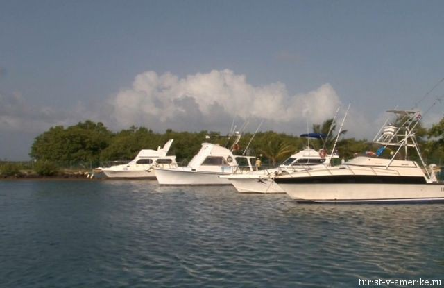 Яхты_возле_Санта_Мария_дель_Мар