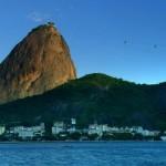 Гора «Сахарная голова» в Рио–де-Жанейро