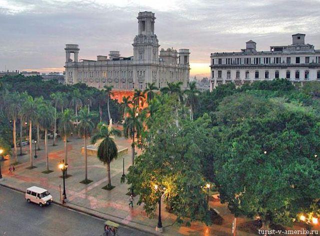 Площадь_в_Гаване