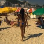 Район Леблон в Рио-де-Жанейро