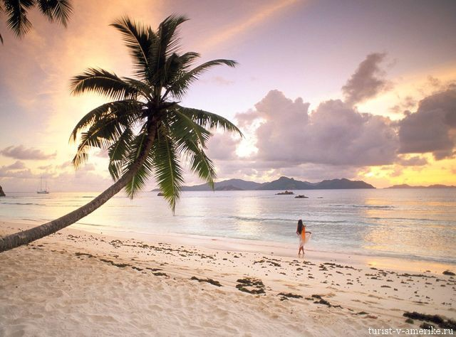 Пляж_на_курорте_Хуан_Долио_Доминикана