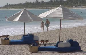 Пляж_отеля_Марома_в_Мексике