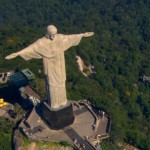 Статуя Христа-Искупителя в Рио-де-Жанейро