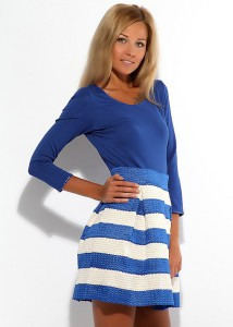 Модное_платье