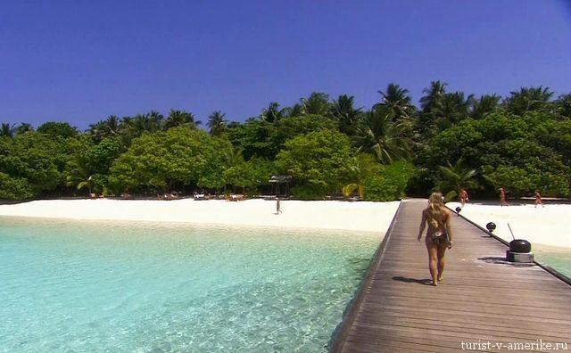 Пляж_в_Хоултаун_Барбадос