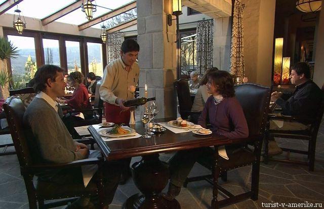 Ресторан_отеля_в_Хако