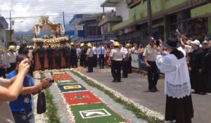 PASADA_VIRGEN_DE_LOS_ANGELES - BOMBEROS COSTA_RICA - CARTAGO]