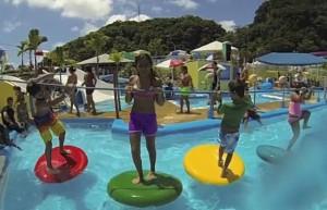 Дети_в_аквапарке_Кубы